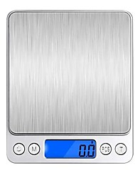 cheap -HN-MS1 2000g 0.1g Mini Multi-unit Conversion Digital Electronic Kitchen Scale Pocket Jewelry