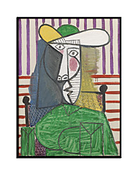 cheap -Picasso Famous Abstract Oil Painting Wall Art Home Decoration Canvas Painting Wall Pictures For Living Room Posters Rolled Without Frame