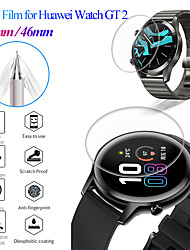 cheap -2Pcs For HUAWEI WATCH GT2 42mm 46mm  TPU Protective Film Screen Protector (Not Tempered Glass)