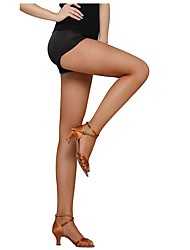 cheap -Women's Thin Stockings - Transparent / Sexy Lady / Sports and Outdoors 10D Light Brown White Black One-Size