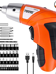 cheap -Electric screwdriver 45pcs mini screwdriver household rechargeable electric drill