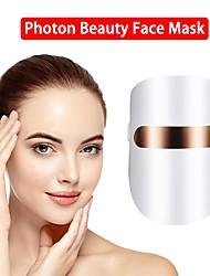 cheap -LED Mask Beauty Skin Rejuvenation Masque LED Facial Mask Belleza Facial Photon Therapy Anti Wrinkle Acne Tighten Skin Care Tool