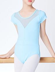 abordables -Ballet Collant / Combinaison Combinaison Fille Utilisation Taille moyenne Coton