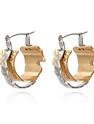 cheap -Women's Drop Earrings Earrings Dangle Earrings Geometrical Statement Bohemian Sweet Cute Earrings Jewelry Gold For Gift Date Vacation Street Festival