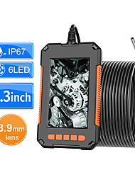 cheap -3.9mm Industrial Endoscope Camera 1080P HD 4.3 IPS Screen Pipe Drain Sewer Duct Inspection Camera IP67 Snake Camera 5M