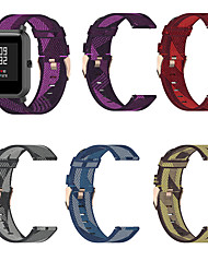 cheap -Nylon Watch Band Strap for Amazfit Bip 21cm / 8.27 Inches 2cm / 0.8 Inches