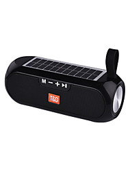 cheap -Bluetooth Speaker Portable Column Wireless Stereo Music Box Solar Power Bank Boombox MP3 Loudspeaker Outdoor Waterproof Speakers