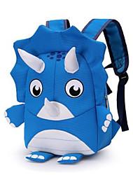 cheap -Large Capacity School Bag Boys' Oxford Cloth School Blue / Girls'