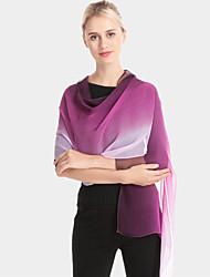 cheap -Women's Active Rectangle Scarf - Color Block Breathable