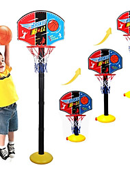 cheap -Basketball Hoop Basketball Hoop Set Portable Adjustable Indoor Plastics Plastic Boys and Girls