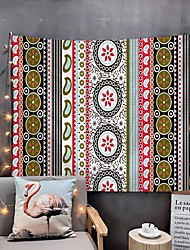cheap -Home Living Tapestry Wall Hanging Tapestries Wall Blanket Wall Art Wall Decor Indian Mandala Tapestry Wall Decor