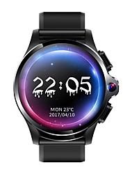 cheap -KC10 SmartWatch WIFI Dual Systems 4G 1260Mah Battery Android Phone 8MP Camera Waterproof Smart Watch Men Smartwatch GPS