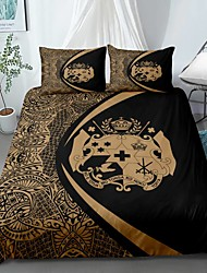 cheap -Home Textiles 3D Bedding Set  Duvet Cover with Pillowcase 2/3pcs Bedroom Duvet Cover Sets  Bedding Hawaii