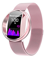 cheap -Long Battery-life Women Sports Tracker with 1.3-inch Screen Support Heart Rate/Blood Pressure Monitor, Waterproof Smartwatch for Android/iPhone/Samsung Phones