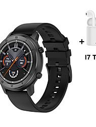 cheap -DT89 Smart Watch Full Circle HD  Sport Watch Men ECG Heart Rate Blood Pressure Smartwatch Women Menstrual Monitor WIth i7s Tws Wireless Headphones Bluetooth Earphones