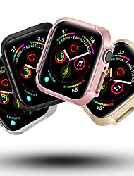 cheap -Cases For Apple Watch Series 5 / Apple Watch Series 4 Alloy Compatibility Apple