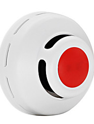 cheap -Independent Photoelectric Smoke Detector Fire Alarm Sensor Sound Flash Alarm For Indoor Home Safety