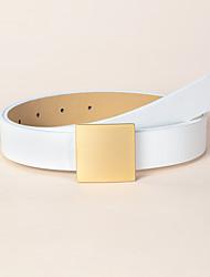 cheap -Women's Active Waist Belt - Solid Colored