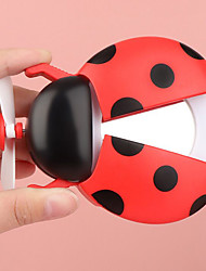 cheap -Air Cooling Fan Handheld Fan Portable Cute Low Noise Multifunction Cool and Refreshing Wind Speed Regulation Lightweight with LED Light ABS Chargeable For Travel Gift Daily