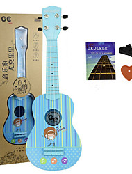 cheap -Ukulele Wooden Maple Music 21inch for Birthday Gifts and Party Favors