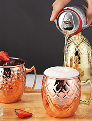 cheap -Moscow Mule Cocktail Mixer Barware Cup Bar Tool Classic Cocktail Accessories 1pc