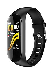 cheap -Fitness Tracker - Activity Tracker with Heart Rate Monitor Smart Fitness Watch with Sleep Monitor Step Counter Calorie Counter Pedometer Watch for Women Men and Gift TEMPERATURE TEST