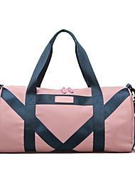povoljno -Oxford tkanje Patent-zatvarač Putna torba Dnevno Crn / Tamno plava / Pink