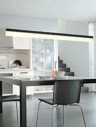 cheap -Office Pendant Light  Dining Room Chandelier Painted Finishes Aluminum Adjustable Pendant Light 110-120V/220-240V Warm White  Cold White