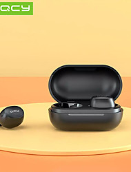cheap -QCY M10 TWS Smart Earbuds Wireless Bluetooth 5.0 HIFI Headphones Auto Pairing Pop Up Window with QCY Smart APP from Xiaomi Eco-System