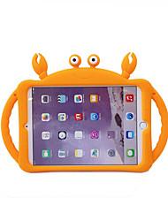 cheap -Case For Apple iPad Mini 1 2 3 iPad Mini 4 iPad Mini 5 with Stand Pattern Back Cover Animal Cartoon Silica Gel
