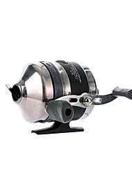 cheap -Fishing Reel Spincast Reel 3.3:1 Gear Ratio+0 Ball Bearings Hand Orientation Exchangable Sea Fishing / Freshwater Fishing / Trolling & Boat Fishing