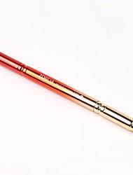 cheap -Professional Makeup Brushes 1 Piece Professional Soft Comfy Aluminium Alloy 7005 for Makeup Set