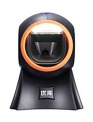 cheap -YKSCAN MP8120 Barcode Scanner USB CMOS 2400 DPI