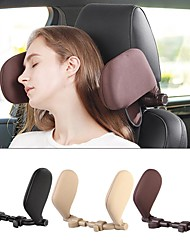 cheap -Car Seat Headrest Pillow with Adjustable Head and Neck Pillows to Protect Neck Pillows Best Neck Support Solution for Children and Adults-Patented Solution Memory Foam Pad 3Colors