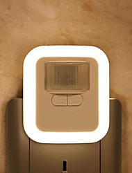 cheap -Wall Night Lamp with Brightness Lighting Time Adjustable for Living Room Bedroom Stairs