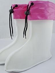 cheap -Unisex Shoe Cover Print Antibacterial PVC(PolyVinyl Chloride) EU36-EU42