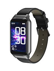 cheap -JSBP HX89 Men Women Smartwatch TWS Smart Watch 2-in-1 BT Fitness Tracker Support Notify/ Heart Rate/ Sport Smart Watch for Apple/ Samsung/ Android Phones Distribution