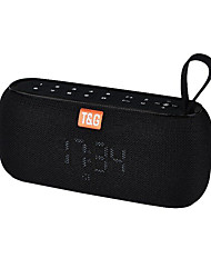 cheap -TG177 Bluetooth Speaker Wireless Subwoofer With Alarm Clock Temperature Display USB Drive TF Card Music Stereo Sound Box