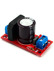 cheap -Rectifier Filter Power Board 8A Rectifier with Red LED Indicator AC Single Power to DC Single Source Board