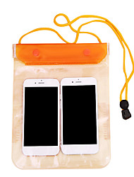 cheap -Waterproof Pouch Waterproof / Phone / Iphone / Convenient Cell Phone Special Material Swimming / Outdoor Exercise / Watersports