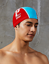 cheap -Swim Cap for Adults Nylon Breathability Stretchy Comfortable Swimming Surfing