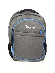 billige -Game Tilbehør Kits Til Sony PS4 ,  Kreativ Game Tilbehør Kits PU Leather 1 pcs enhet