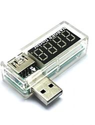 cheap -USB Charging Current/Voltage Tester Detector USB Voltmeter Ammeter Detectable USB Device