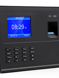 cheap -YKSCAN F02 Attendance Machine Record the Query Fingerprint / Password School / Hotel / Office