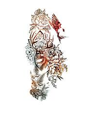 cheap -XQB61-801 pcs Temporary Tattoos Water Resistant / New Design / Creative brachium Plastic Tattoo Stickers