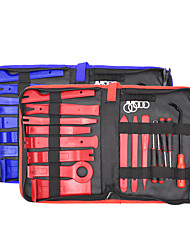 cheap -22Pcs Trim Removal Tool Pry Kit Car Panel Tool Radio Removal Tool Kit Auto Clip Pliers Fastener Remover Pry Tool Kit Car Upholstery Repair Kit Prying Tool Kit with Storage Bag