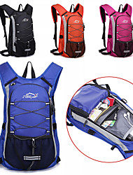 cheap -12 L Hiking Backpack Cycling Backpack Gym Bag / Yoga Bag Breathable Straps - Quick Dry Moistureproof Dust Proof Wear Resistance Outdoor Swimming Camping / Hiking Fishing Polyester Nylon Black Pink