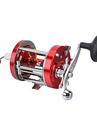 cheap -Video Fishing Camera sea wheel Outdoor Metal Smooth High Hardness Gear Trolling Boat Drum Fishing Vessel Right Handed Ice Fishing Reel