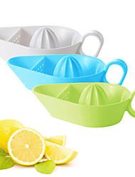 cheap -Manual Juicers Mini Food Grade Fruit Juice Cup Household Juicer 2 in 1 Orange Lemon Squeeze Tool