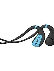 cheap -LITBest Q1 Bone Counduction Headphone Wireless Earphone Bluetooth5.0 Stereo Sweatproof Waterproof Headset For Sport